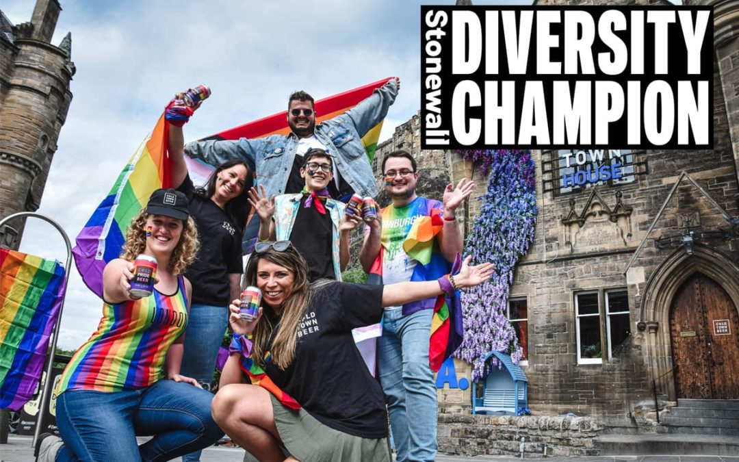 Signature Joins Stonewall's Diversity Champions Programme